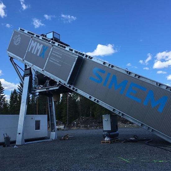 MMX – Super Mobile Concrete Batching Plant