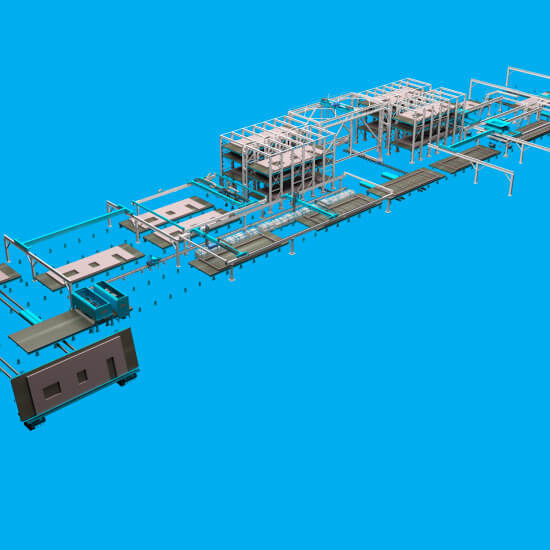 Automated Concrete Plant Efficiency Systems